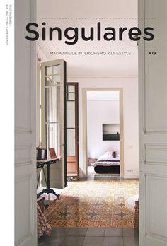 Singulares Magazine #19  Primera revista digital de interiorismo en español.