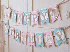 New Birthday Banner Adult Free Printable 50 Ideas Horse Birthday, Baby Girl 1st Birthday, Birthday Gifts For Husband, Barbie Birthday, Unicorn Birthday Parties, Unicorn Party, Birthday Games, Birthday Ideas, Diy Birthday Banner