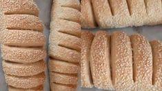 Νηστίσιμα φραντζολάκια με κανέλα και μαχλέπι! Hot Dog Buns, Hot Dogs, Kai, Bread, Food, Brot, Essen, Baking, Meals