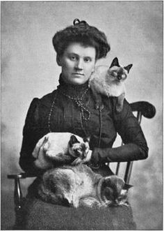 The original cat lady?