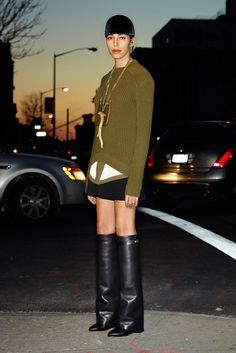 Givenchy Pre-Fall 2012 Collection Photos - Vogue