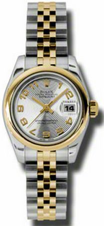 Rolex Datejust Lady Steel & Gold 179163