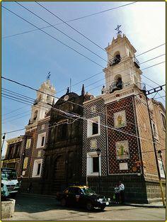 Santuario Nuestra Señora de la Luz,Puebla de los Ángeles,México