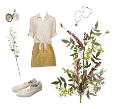 """""""Garden time"""" by space-witch on Polyvore featuring moda, Pier 1 Imports, Vivienne Westwood, Charlotte Russe i French Kande"""