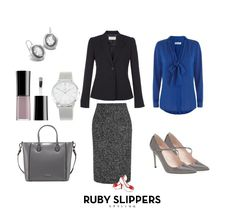 What to wear for a job interview Corporate Style, Ruby Slippers, Business Outfits, Fashion Stylist, What To Wear, Stylists, Interview Outfits, Shoe Bag, Sydney