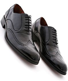 mens vintage brogue boots - Google Search