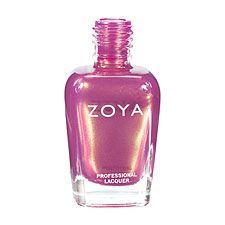 Zoya - Reece - Mauve Metallic Nail Polish