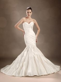dream dress - Sophia Tolli mermaid gown
