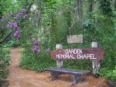 I've been here, it's really peaceful :) Alta Sierra Biblical Garden in on Old Auburn Road