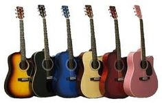 acoustic-guitars-... squier-sa-100-pack-acoustic-guitar-pack fender-t-bucket-300ce-dreadnought-acoustic-electri