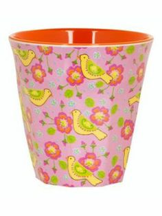 Beker #rice #birthday #colour #myhomeshopping #birds #pink