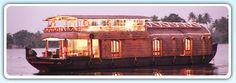 Kerala Backwaters, Kerala Houses, Houseboats, Tours, Holidays, Mansions, House Styles, Travel, Beautiful