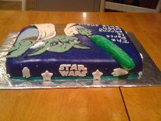 Yoda cake-back