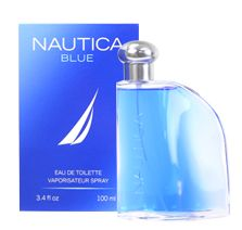 Blue Eau de Toilette Spray for Men, oz - This men's fragrance evokes essences of lemon, rose and sage. Blended with notes of moss, amber and musk. NAUTICA is a casual type of fragrance Best Mens Cologne, Best Perfume, Smell Good, Perfume Bottles, Blue, Men's Cologne, Fragrances, Dollar General, Liquid Suede