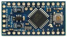 Arduino Pro Mini - the ultra small one