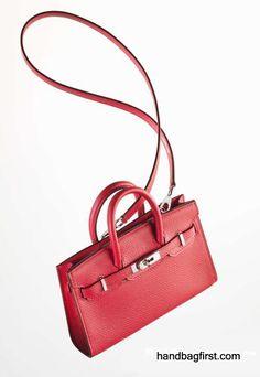 The Tasty Plum: Mini Birkin de Hermès