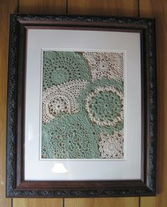 Beez Rental Designs: Doilies - Not Just 4 Grandmas!