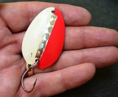 DIY Fishing Lure: Make A Spoon Lure From A Kitchen Spoon (Costs next to nothing) |