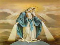 JEZUS en MARIA Groep.: VIJANDSCHAP STICHT IK TUSSEN U EN DE VROUW