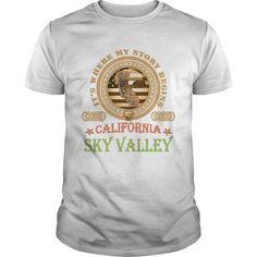 Sky Valley California T-Shirts, Hoodies, Sweatshirts, Tee Shirts (21$ ==> Shopping Now!)