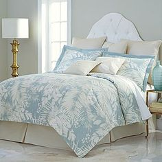 jcp | Cindy Crawford Style Coastal Palm Bedding & More