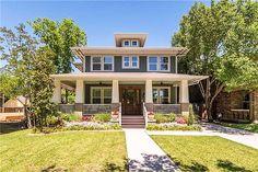 Classic Four Square House Plan - 36544TX | Architectural Designs - House Plans