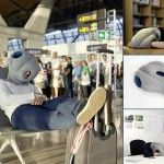 Ostrich Power Napping Hat... seriously thinking of gifting this..