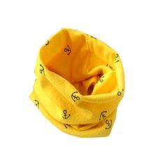 Boys Girls Collar Baby Scarf Cotton O Ring Neck Scarves,cartoon child neck Scarves