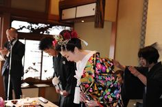 村上・佐々木家様2015年5月9日婚礼