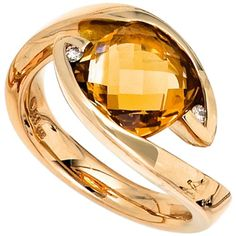 Dreambase Damen-Ring 2 Diamant-Brillanten 14 Karat (585) Gelbgold 0.05 ct. 1 Citrin 56 (17.8) Dreambase http://www.amazon.de/dp/B00AEEH7Z8/?m=A37R2BYHN7XPNV