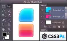 CSS3Ps: Photoshop-Plugin wandelt Ebenenstile in CSS3-Code