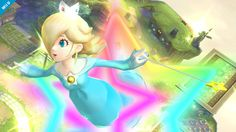 Super Smash Bros. for Nintendo 3DS / Wii U: Rosalina & Luma