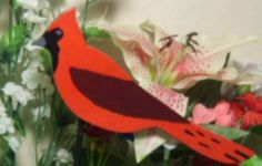 Red Bird Ornament Buy Now$20.00 http://www.yoooffer.com/2m5