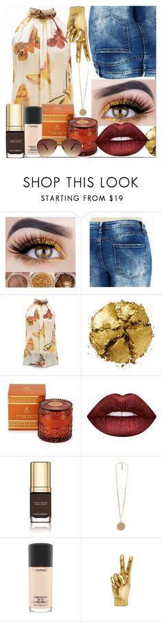 """Future Style"" by geek-girl-guitarist ❤ liked on Polyvore featuring Alexander McQueen, Pat McGrath, D.L. & Co., Lime Crime, Dolce&Gabbana, Givenchy, MAC Cosmetics and Ashley Stewart"