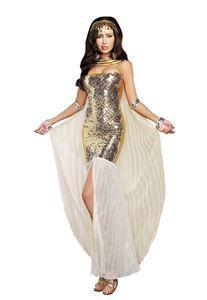 Nefertiti the Sexy Egyptian Adult Womens Costume - 322272 | trendyhalloween.com #nefertiti #egyptian #halloween #womenscostumes #halloweencostumes #sexycostumes