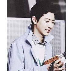 Chanyeol is just too cute<3