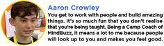 Aaron Crowley - Student