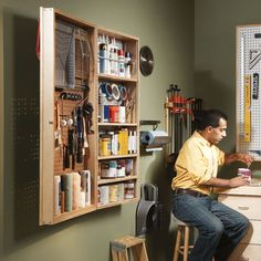 /DIY Garage Cabinet - Summary | The Family Handyman