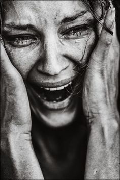 *** par Mikhail Tarasov sur You are in the right place about triste dessin personne Here we of Emotional Photography, Dark Photography, Portrait Photography, People Photography, Expressions Photography, Dark Art Drawings, Sad Art, A Level Art, Face Expressions