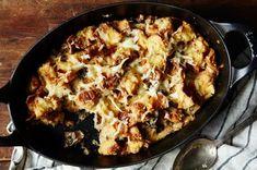 Savory Mushroom Bread Pudding Recipe on Food52, a recipe on Food52