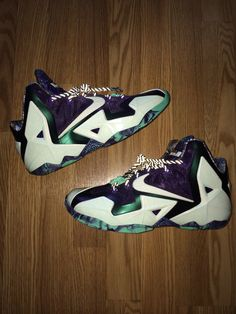 best sneakers 6e6a3 66c14 LEBRON 11 ASG gumbo league