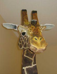 Ray Kaselau: Living with a Giraffe