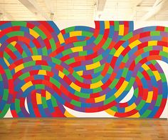 Sol LeWitt, who created his works to be reproduced by others, worked as a painter and sculptor much like an architect or composer: they might not lay bricks or play music, but they create art nonetheless.