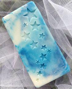 "Large Stars Soap Stamp - footprint 1.14"" x 3.54"" (26mm x 86mm) Your Design, Custom Design, Plasticine, Free Advice, Custom Stamps, Footprint, Service Design, Plant Based, At Least"