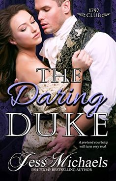 Baixar ou Ler Online The Daring Duke Livro Grátis PDF/ePub - Jess Michaels, The first book of the much anticipated 1797 Club series from USA Today Bestselling author Jess Michaels. The Dukes are. Beau Film, Fiction And Nonfiction, First Novel, Best Selling Books, Historical Romance, Usa Today, Romance Novels, Ebook Pdf, Dares