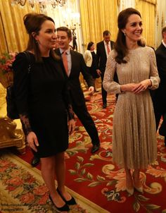 Hello hello,   We begin with announcements concerning Kate's private secretary Rebecca Deacon. As you may have seen, it was revealed over th...