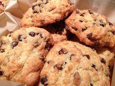 #Chocolate Chip #Pistachio #Scones www.electriccityroasting.com