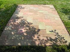 Arbel Paveru0027s Used To Extend A Concrete Patio | Backyard | Pinterest |  Cortili Di Cemento, Patios E Amore
