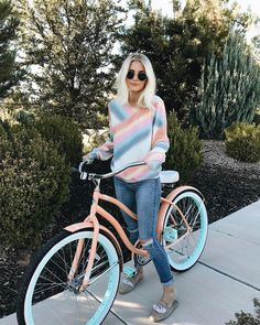 "8,660 Likes, 47 Comments - ASPYN OVARD (@aspynovard) on Instagram: ""Sunday bike rides  Today is the last day of the @lucaandgrae denim sale! DENIMDEAL gets you 20%…"""