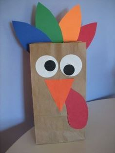 Easy Thanksgiving Crafts For Toddlers